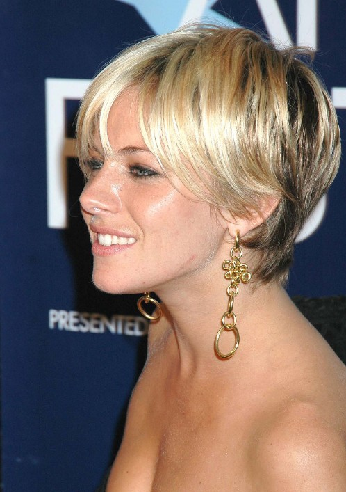 Soft Feminine Short Hairstyles 2013