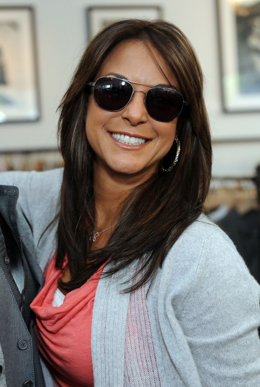 Haircut Styles For Long Thin Hair: Long Straight Hairstyles For 2013