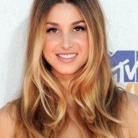 2013 Ombre Hair Trends: Whitney Port Ombre Hair