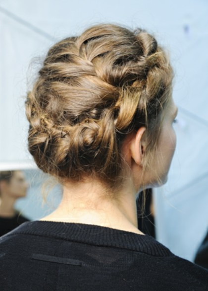 Classic Crown Braid Hairstyles