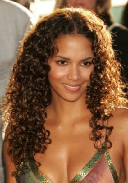 Enjoyable Curly Hairstyles For Long Hair Hairstyles For Women Draintrainus
