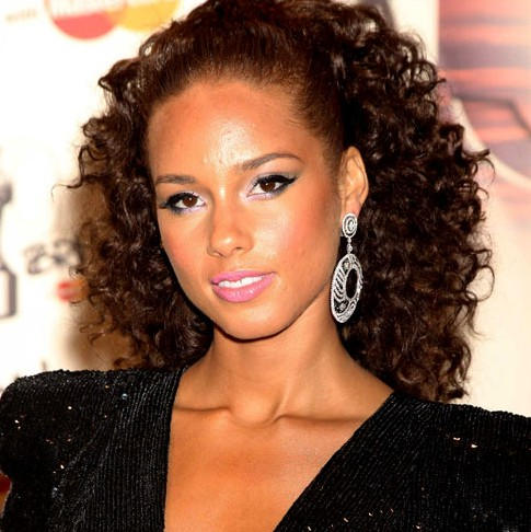 different hairstyles for box braids : ... the latest popular curly hairstyles for long, medium and short hair