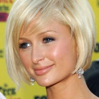 Paris Hilton Bob Hairstyles