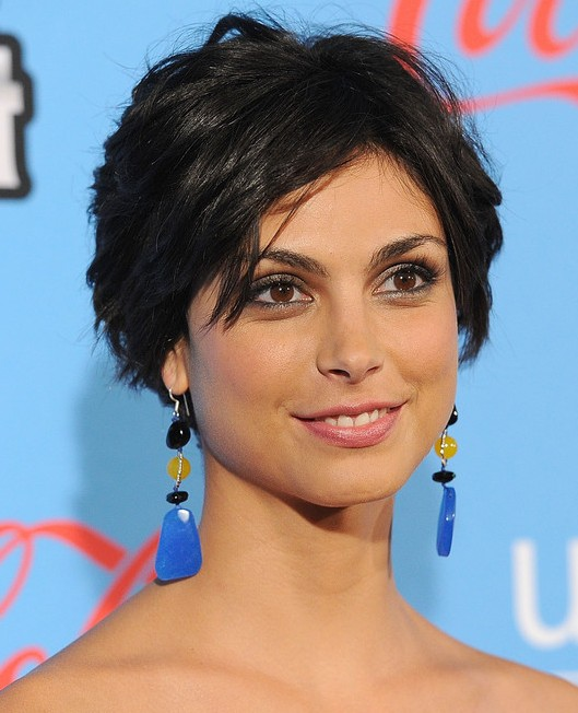 Cute layered razor cut hairstyles