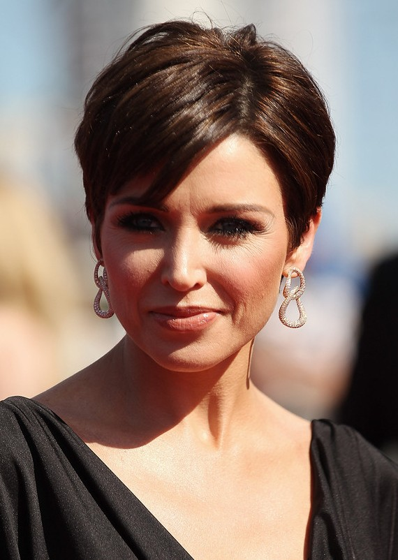 Popular short haircut for 2014