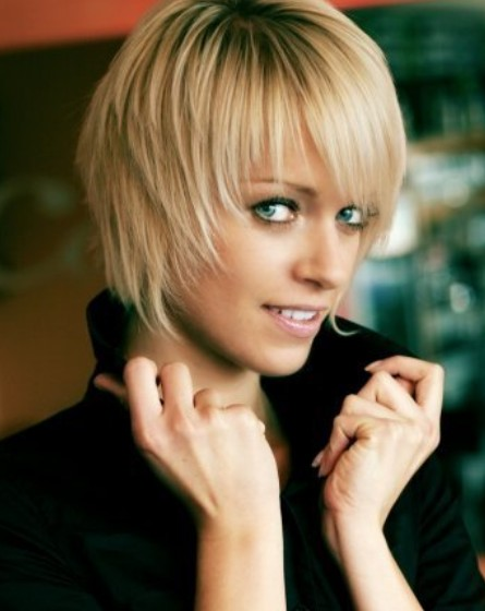 Care and style guide for fine hair hairstyles weekly short haircut for thin hair urmus Gallery