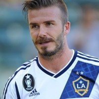 2013 David Beckham Hairstyles