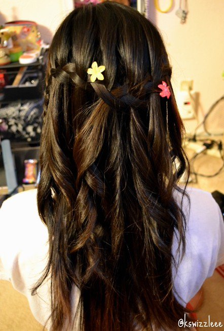 https://hairstylesweekly.com Cute Cascade Hairstyles for Girls