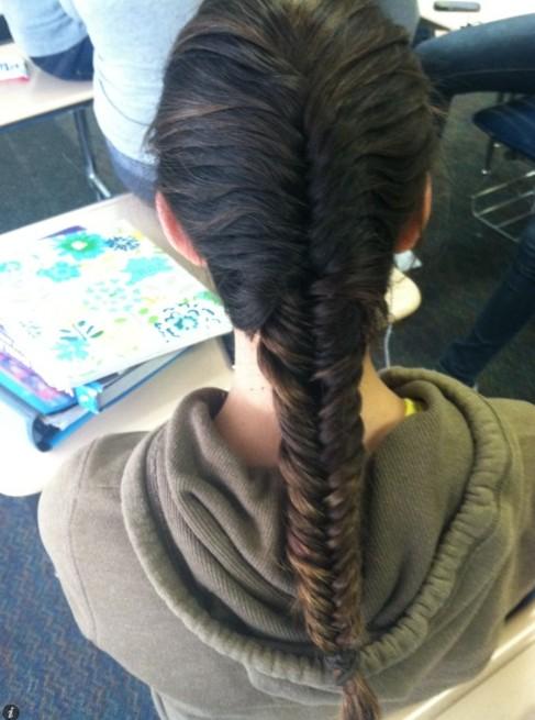 Fishtail Braid Hairstyles For African American Hair Easy Braid Haristyles