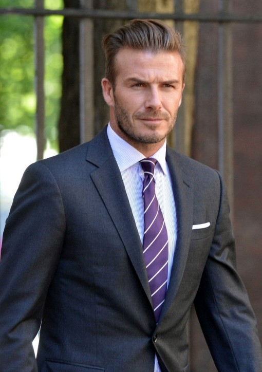David Beckham Hairstyle 2013 Hairstyles Weekly