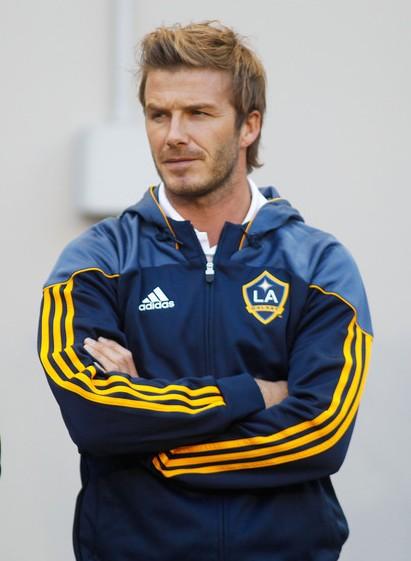 David Beckham Hairstyle - Stylish Short Haircuts for Men 2013 -2014