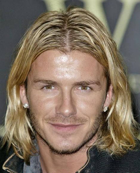 Magnificent David Beckham Layered Long Hairstyles For Men Hairstyles Weekly Short Hairstyles Gunalazisus