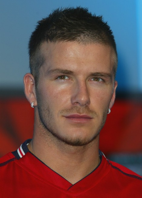 events david beckham fashion hairstyles stylish hairstyles for men