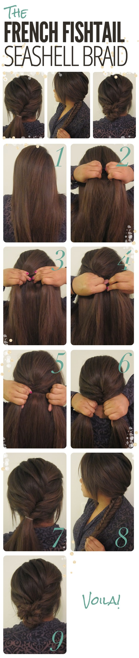 fishbone braid instructions - photo #21