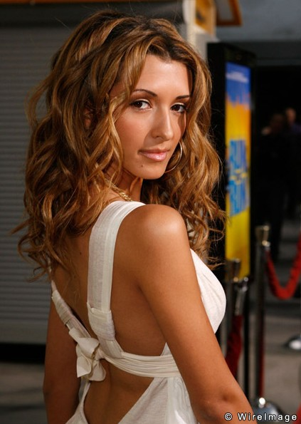India de Beaufort Medium Wavy Hairstyles 2013- 2014