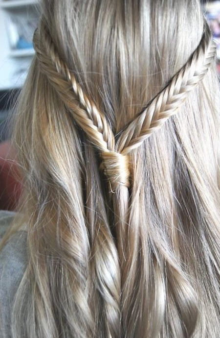 Latest New Waterfall Braid - A New Stylish Cascade/Waterfall Braid