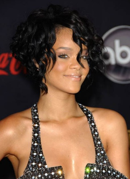 2013 Short Black Curly Hairstyles - Hairstyles Weekly