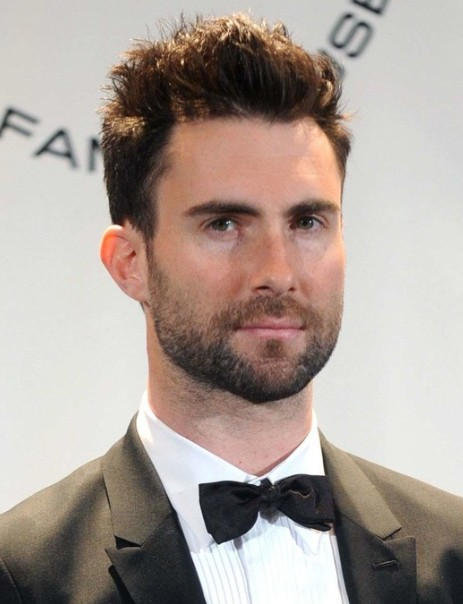 mens popular haircuts the gallery for gt adam levine hair transplant 1379