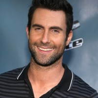 Adam Levine Latest Short Hair Style