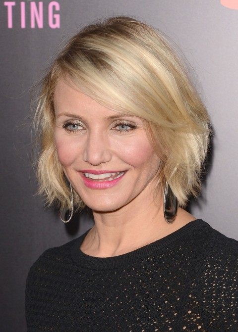 Pleasant Cameron Diaz Short Hairstyles The Classy Bob Haircut Hairstyles Short Hairstyles For Black Women Fulllsitofus