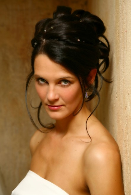 Latest Popular Bridesmaids Hairstyles: Beautiful Updo Hair styles for Bridesmaids