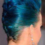 Glamorous Blue Twist
