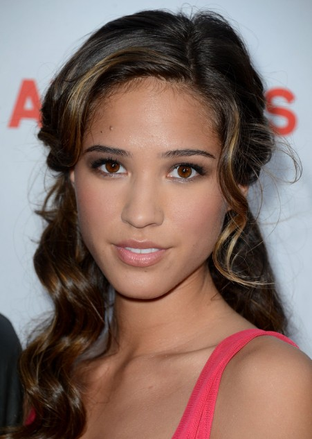 Kelsey Chow Half Up Half Down Updos for Long Hair