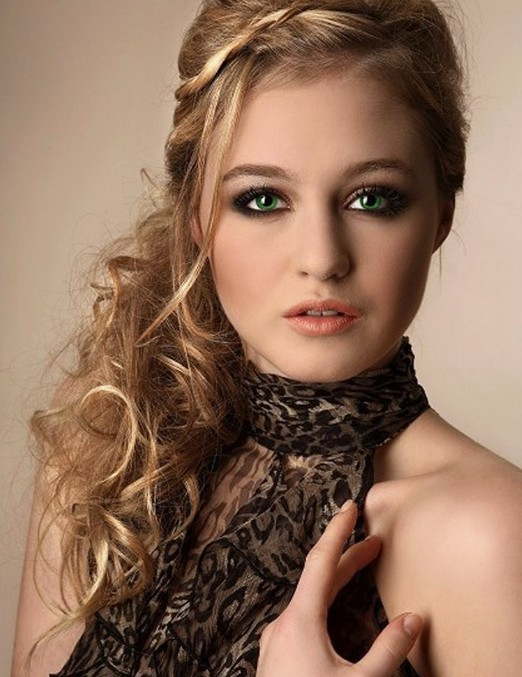 Sexy Long Curly Hairstyles for 2013