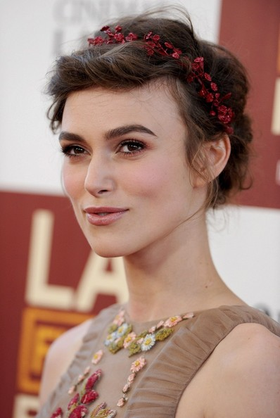 10 Most Loved Hairstyles From Keira Knightley Hairstyles Weekly