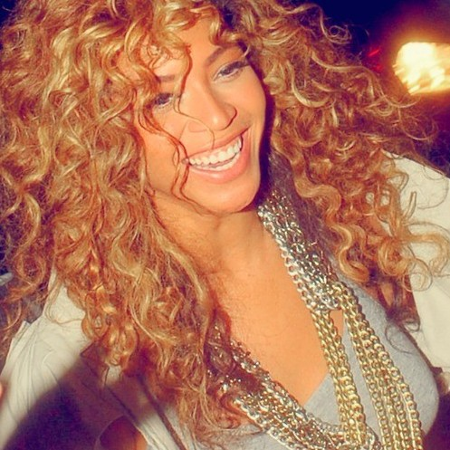 Tremendous Long Curly Hairstyle From Beyonce Hairstyles Weekly Hairstyles For Women Draintrainus