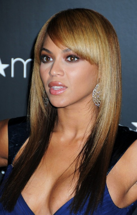 Beyonce Knowles Light To Dark Ombre Hair Hairstyles Weekly