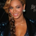 Beyonce Knowles Side Braided Hairstyles