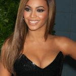 Beyonce Knowles Sleek and Asymmetrical Hairstyles