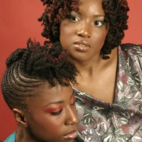 2014 Cornrow hairstyles for Black Women