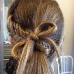Cute Fishtail Braid with Pretty Little Perfect Bow