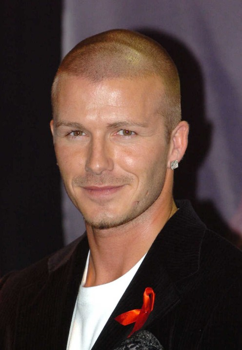 David Beckham Burr Cut Cool
