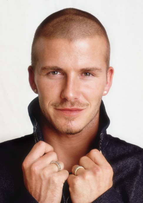 ... Beckham Butch Cut: Almost Bald! But Looks Great! - Hairstyles Weekly