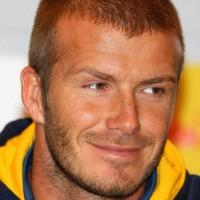 David Beckham Buzz Cut: Cool Male Short Haircut