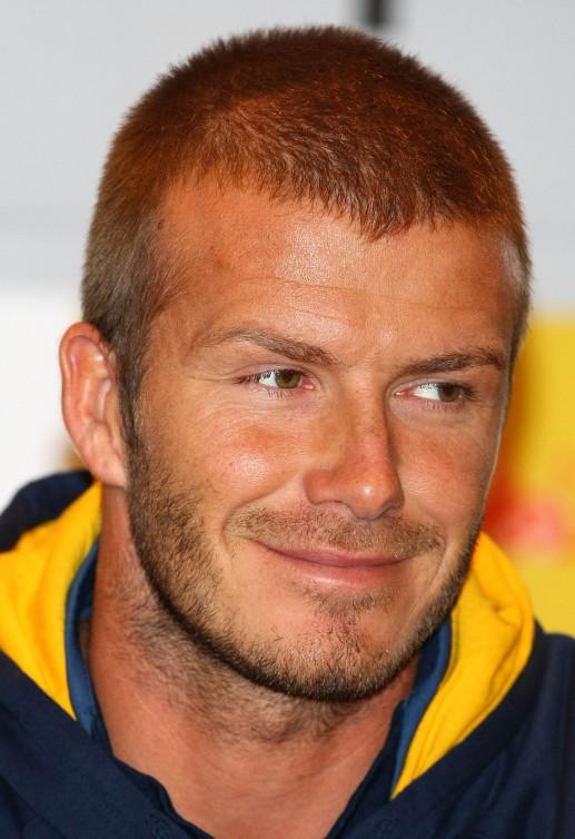 David Beckham Buzz Cut Cool Male Short Haircut Hairstyles Weekly