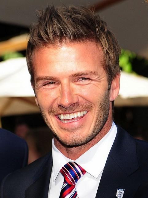 Stupendous David Beckham Latest Short Hairstyles For Men Hairstyles Weekly Hairstyles For Men Maxibearus