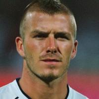 David Beckham Mohawk Hairstyle for Men