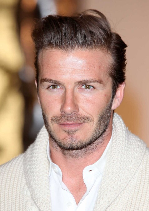 David Beckham Quiff Hairstyle Stylish Quiff Hairstyle For - Quiff hairstyle david beckham