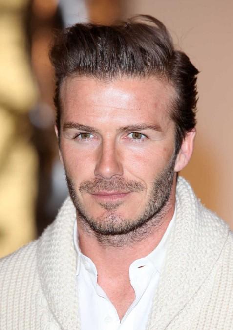 David Beckham Quiff Hairstyle 2012 Stylish Quiff Hairstyle for Men