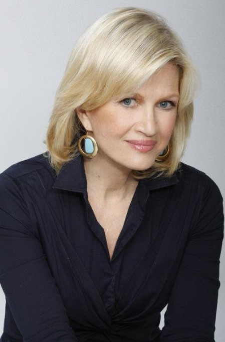 Diane Sawyer Easy Daily Hairstyles Hairstyles Weekly