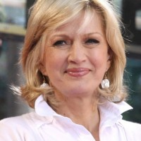 Mature Hairstyles: Diane Sawyer's Layered Bob Haircut