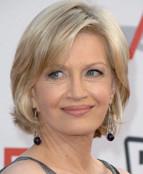 Diane Sawyer Short Hair Styles Best Short Haircut For Women Over 60s Hairstyles Weekly