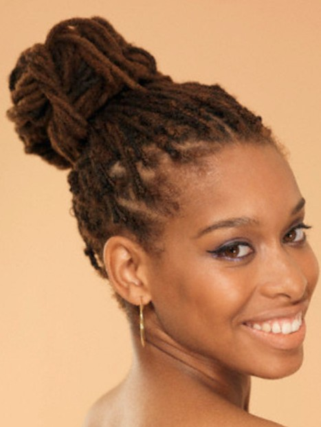 Astonishing Dreadlocks Hairstyles For Women Hairstyles Weekly Hairstyles For Men Maxibearus