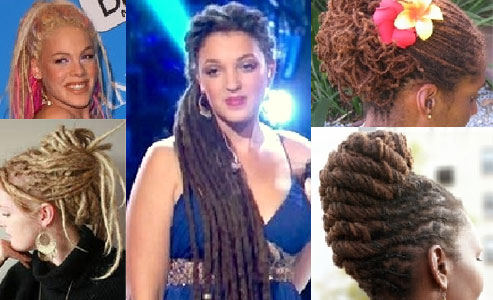 Dreadlocks Hairstyles For Women Hairstyles Weekly