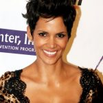 Halle Berry Layered Razor Haircut