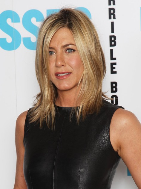 Fabulous Jennifer Aniston Long Bob Hairstyle 2012 Hair Trends Hairstyles Short Hairstyles Gunalazisus